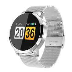 Best Waterproof Smartwatch - Smart Watch Fitness Tracker This smart watch fitness tracker is the ideal personalized health and fitness mate. Learn how to make the best of your time with this heart rate monitor, sleep tracker, and call notification device. Fitness Tracker, Smartwatch, Sport Watches, Cool Watches, Watches For Men, Popular Watches, Unusual Watches, Women's Watches, Online Shopping