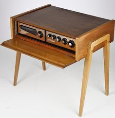 Pye Mozart console from the Audio Grail Collection