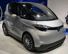 Yamaha's hybrid hatchback concept could reach the market by Car Magazine, City Car, Electric Car, New Model, Motor Car, Concept Cars, Industrial Design, Yamaha, Product Launch