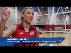 Jordan Larson, US Women's National Team