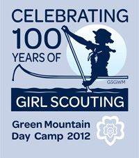 Girl Scout Camp - Green Mountains Day Camp t-shirt