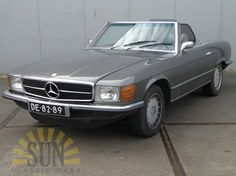 1973 Mercedes-Benz, 350SL  Mercedes Benz 350 SL 1973 in good driving condition  This is a 1973 Mercedes Benz. The car is in a good driving condition. This is an original European car. The ca has had 1 owner since the nineties. The very powerful 3499CC, V