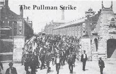 THE PULLMAN STRIKE by Matt graham