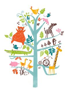 Joanne Liu. This would be cute to hang in the nursery. Doesn't make sense but I love it :) Maybe paint my own for the kids room?