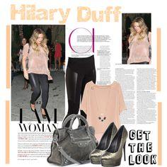CELEBRITY STREET STYLE : Hilary Duff