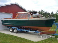 26' 1969 Lyman Cruisette Hardtop -- $16,000.00