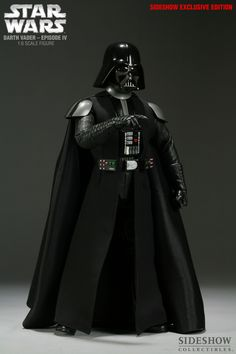 Sixth Scale Figure - Darth Vader (Sideshow Exclusive - Unique 'Force Choke' Hand) #21291