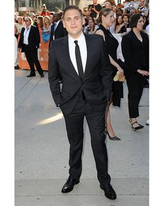 hahaha What?! Jonah Hill losses a ton of weight... nice style, but I just don't think he still has his image. Thoughts?