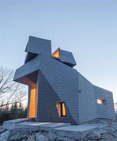 Gemma Observatory, 2016 Metal Architecture Design Awards, Natural Metals, Grand Award Winner, Marcy Marro