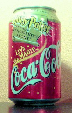 HP coke- I should really stop pinning HP related stuff. Meh :)
