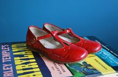 vintage children's shoes from Stride Rite.