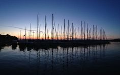 Entering into the night with sailing boats standing proud.  #MarinaFuntana #Funtana #Istria #Istra #NoaFuntana #shareIstria #visitIstria #CroatiaFullOfLife #CroatiaFullOfBoats #Kroatien #apartmaniNoa #app #fewo #ferienwohnungen