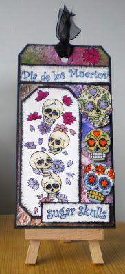 tag ... Dia de los Muertos