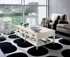 MM530 coffee table D61 handle