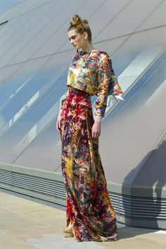 Vinki Li — BA (Hons) Fashion Design Technology: Surface Textiles