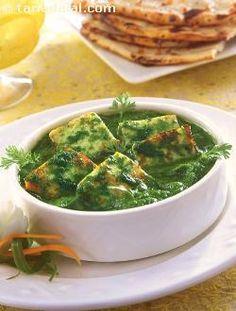 Paneer Methi Chaman ( Know Your Green Leafy Vegetables) recipe   by Tarla Dalal   Tarladalal.com   #32782