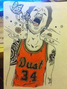 Dust boy