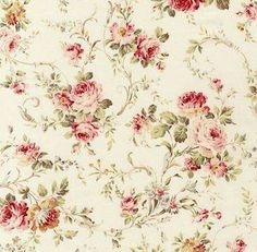 Background, vintage, and wallpaper image Vintage Diy, Papel Vintage, Vintage Rosen, Floral Vintage, Vintage Paper, Vintage Flowers, Vintage Prints, Rose Background, Background Vintage