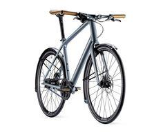Ein schickes und gelungenes Stadtrad!!! Aber Ledersattel und Ledergriffe gehen ja gar nicht, schade :(