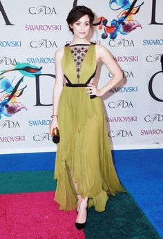 @Who What Wear - The Best Looks From The CFDA Awards