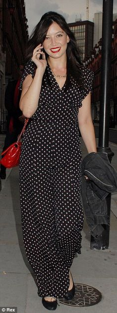 Daisy Lowe, London June 2014