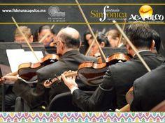 #eventosacapulco Te invitamos al concierto de la OFA en Acapulco. EVENTOS ACAPULCO. Hoy en punto de las 20 horas, es la primera de dos fechas en noviembre de la temporada Fantasía Sinfónica y no puedes dejar de asistir, ya que aparte de que la entrada es gratuita, los conciertos de la Orquesta Filarmónica de Acapulco anteriores, han sido todo un éxito. Para obtener más información, te invitamos a visitar la página oficial de Fidetur Acapulco.