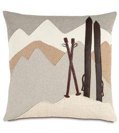 On the Piste Winter Cabin, Cozy Winter, Mountain Homes, Ski Mountain, Mountain Decor, Mountain Living, Eastern Accents, Ski Lodge Decor, Lodge Bedroom