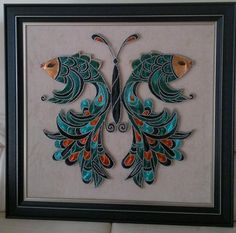 Islamic Art, Clay Wall Art, Art N Craft, Thread Art, Art, Contemporary Art Forms, Book Art, Paper Art, Christmas Arts And Crafts