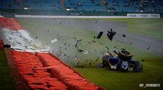 Marcus Ericsson / Sauber F1 Team --- Silverstone 2016  #F1 #FormulaOne #FormulaUno #Formula1 #MarcusEricsson #Ericsson #ME9 #SauberF1 #SauberF1Team #Silverstone #crash #motorsport #gpepicmoments