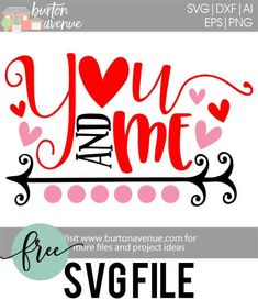 Free SVG files to use with your Silhouette or Cricut cutting machine. Valentines Day Shirts, Valentine Day Love, Valentines Outfits, Valentine Decorations, Valentine Crafts, Cricut Tutorials, Cricut Ideas, Lauren Wood, Cricut Craft Room