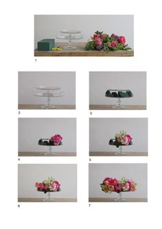 FLOWER ARRANGING ON