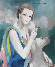 Marie Laurencin en 3 Minutos de Arte. https://www.facebook.com/1620629768188454/photos/a.1627352327516198.1073741827.1620629768188454/1652119548372809/?type=3