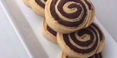 Renkli Rulo Kurabiye Tarifi | Roll of Colorful Cookie Recipe