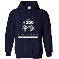 TEAM HOOD LIFETIME MEMBER LEGEND 2015 DESIGN