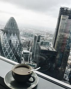 High tea - for reals.  @duckandwaffle  #London #prettylittlelondon #ilovelondon #london_only #flashesofdelight #exploreeverywhere #travelgram #darlingescapes #passionpassport #girlslovetravel #femaletravelbloggers #ftb #glt #doyoutravel #traveladdict #traveller #view #cityscape #teatime #breakfast