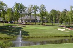 Olde Sycamore... a beautiful community in Mint Hill, and a very good public golf course to boot!