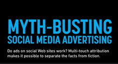 4 Social Media Advertising Myths Busted [INFOGRAPHIC] | Social Media Today