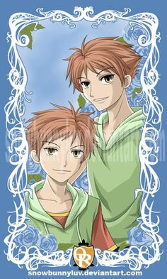 Twins by snowbunnyluv on deviantART