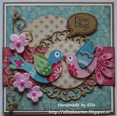 Ellie's Kaarten: Birds