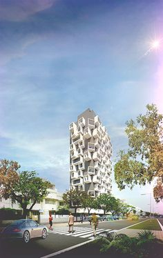 MAPUTO | Indigo Residence|13 FL|U/C - SkyscraperCity Maputo, Indigo, Dolores Park, Africa, Travel, Viajes, World, Architecture, Pictures