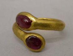 Roman Ring | Centre de documentation des musées - Les Arts Décoratifs