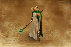 Лесной союз Друид | Might & Magic® Heroes 7
