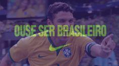 #nike #seleção #brasil #brazil #futebol2014 #thiagosilva