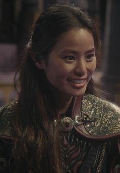 Once Upon A Time...Jamie Chung as Mulan