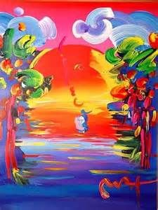 Peter Max Better World - Bing Images