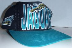Hat is in great condition (see pics). Jacksonville Jaguars, Snapback Caps, Hats For Sale, Nfl Football, Logos, Big, Vintage, Fashion, Moda