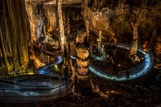 Blanchard Springs Caverns State Park | Blanchard Springs Caverns - Fifty-Six - Arkansas Attractions