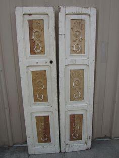 Details about Antique Old Door-Primitive-Rustic-31.5x89-Headboard--Distressed-Barn Door & Details about Antique Old Door-Primitive-Rustic-31.5x89-Headboard ...