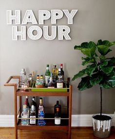Happy Hour Marquee | Top Pinterest Pins