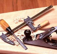 Learn some carpentry so I can DIY stuff...